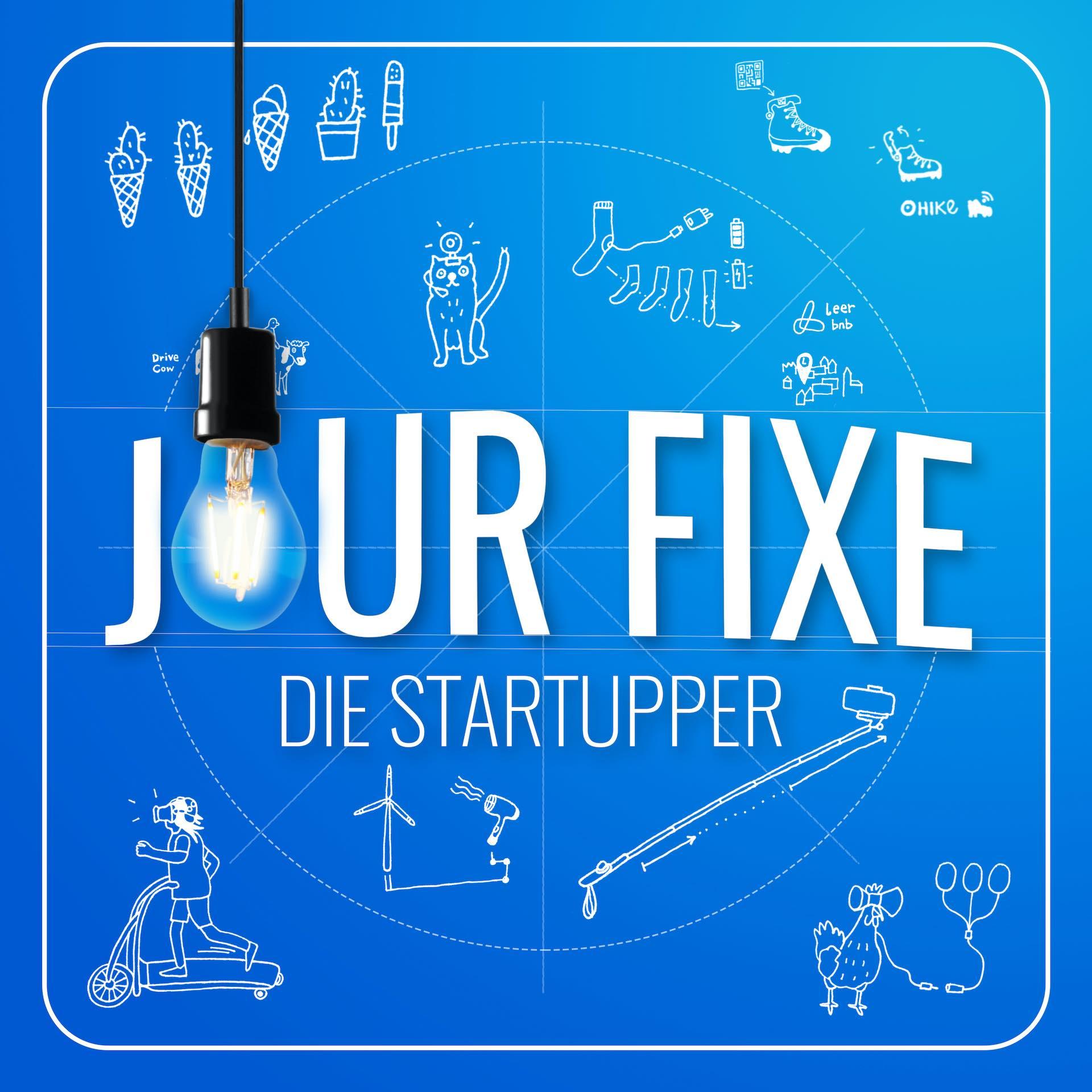 JOUR FIXE – Die Startupper (Audio-Sitcom, 2020)
