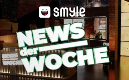 Thumbnail der Smyle News der Woche